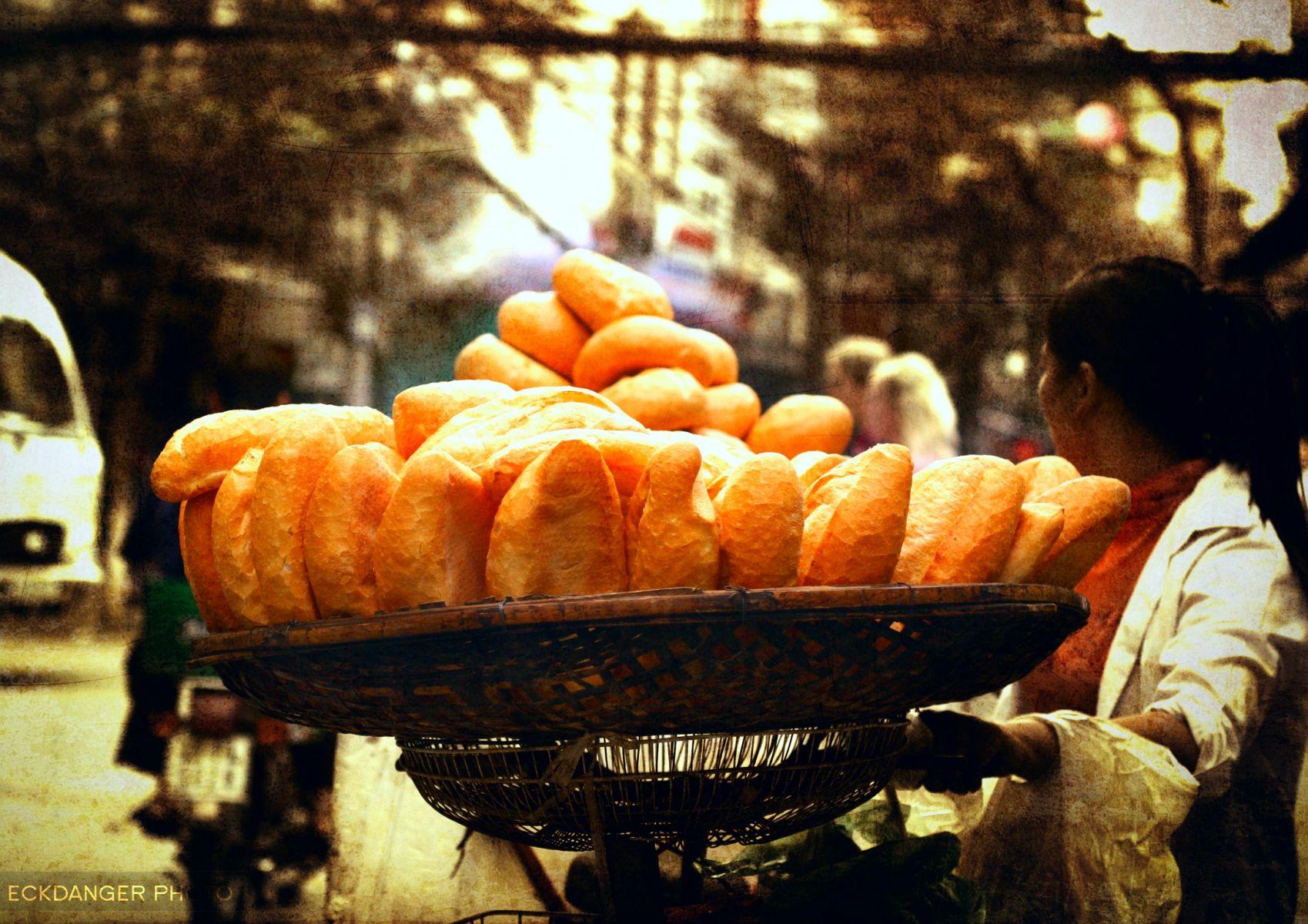 Bánh mì Sài Gòn - một ngàn một ổ